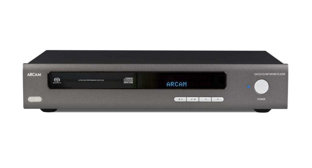 ARCAM CDS50 Front+top
